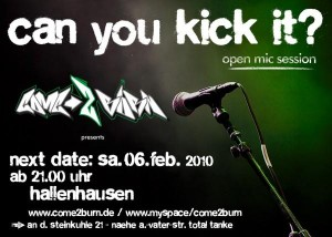 can you kick it 6.2.10